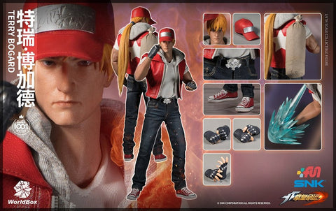 The King Of Fighters- 1/6 Terry Bogard - World Box