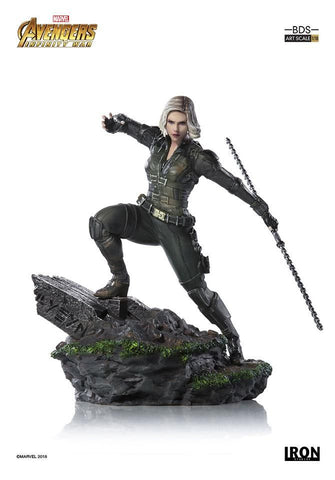 Black Widow BDS Art Scale 1/10 - Avengers Infinity War