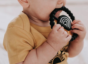 Teether Rainbow Ring