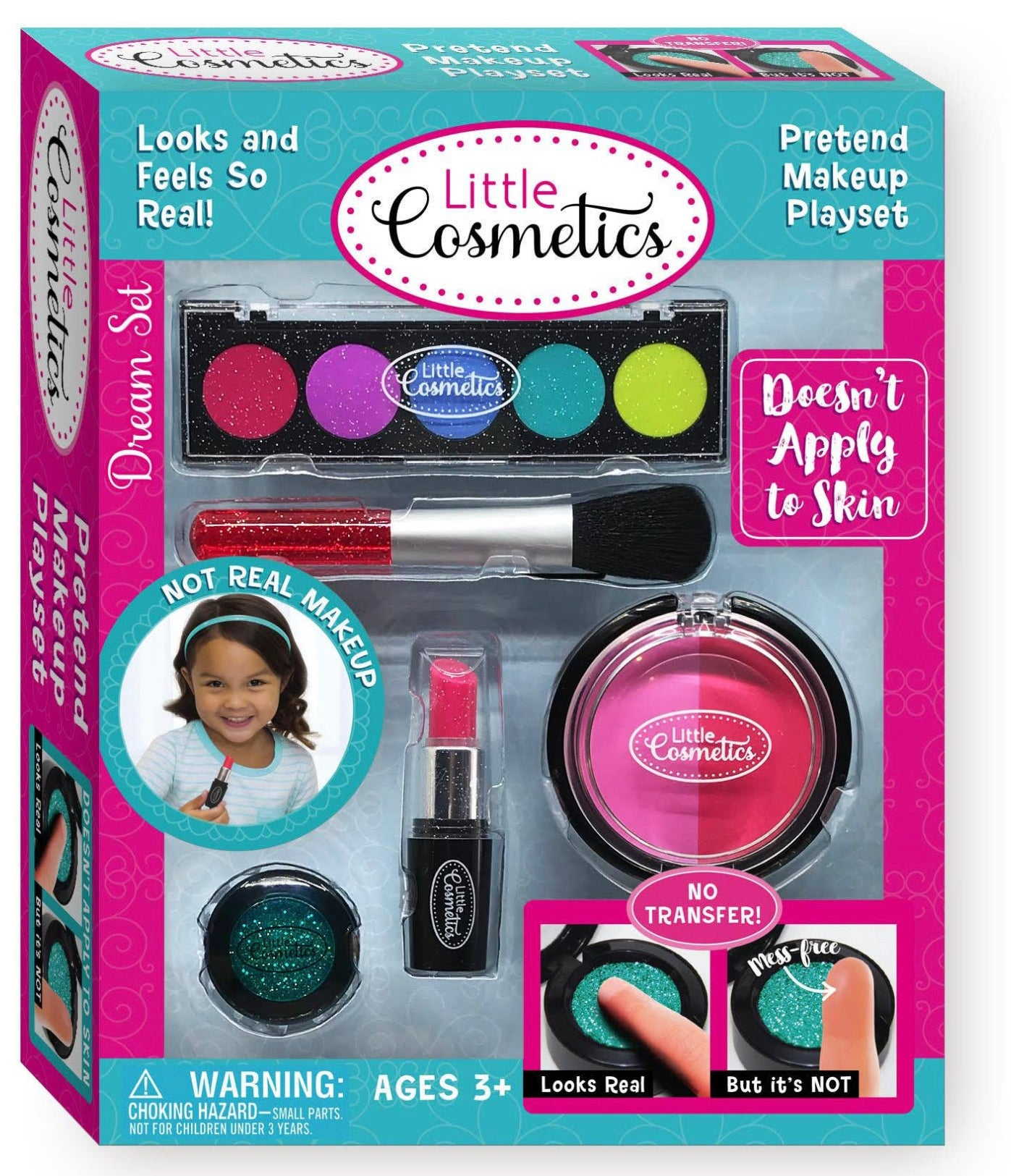 Little Cosmetics Pretend Makeup Dream Set