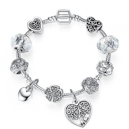 FREE Luxury Woman's  Charm Bracelet
