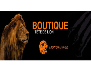 Lion Sauvage : La Boutique du Lion