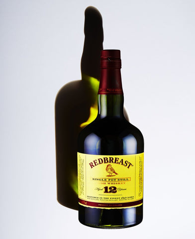Whisky irlandais Redbreast 12 ans d'âge