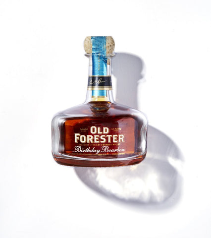 Anniversaire Old Forester 2015