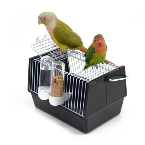 Cage de Transport Perroquet<br> Mini cage