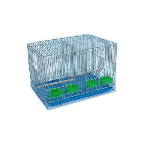 Cage Perroquet Double | Perroquet-Royal