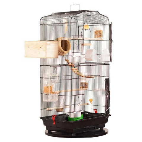 Cage Perroquet XL | Perroquet-Royal