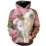 Sweat Perroquet Rose | Perroquet-Royal