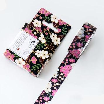 Night Blooms Washi Tape