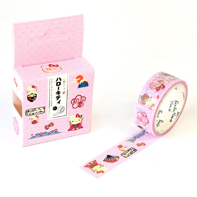 Hello Kitty Washi Tape
