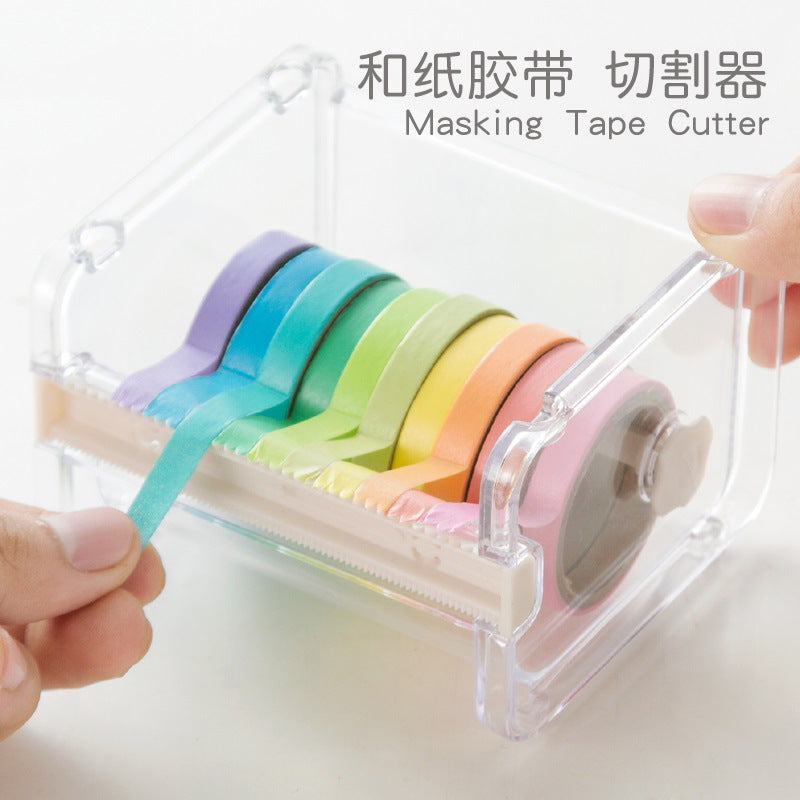Washi Tape Dispenser with Cutter