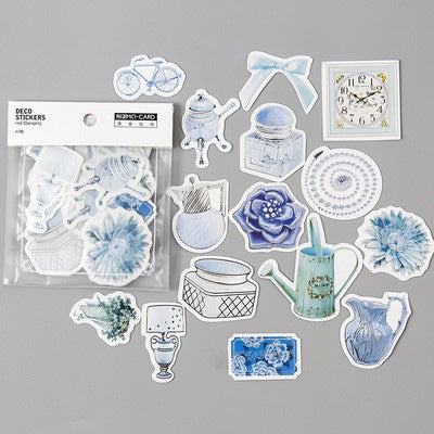 Something Blue Stickers