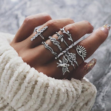 Load image into Gallery viewer, 40 Styles Women Bohemian Ring - Hanna Rings