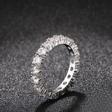 Load image into Gallery viewer, Luxury Brand  White Ring - Hanna Rings