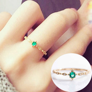 Chic Dainty Cute Ring - Hanna Rings