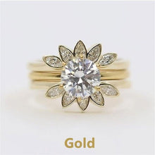 Load image into Gallery viewer, 3Pcs Fleur Ring - Hanna Rings