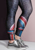 Racing Stripe Legging