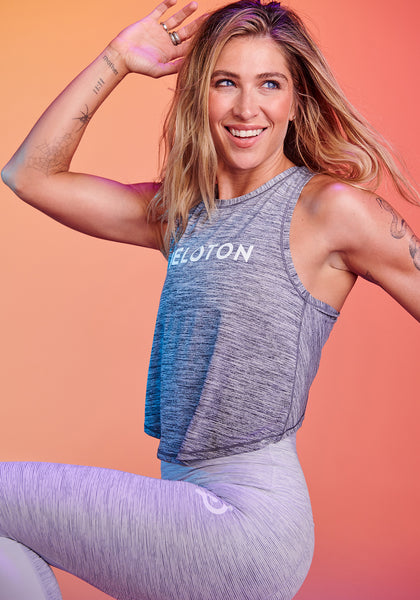 Peloton Faster Than Light Muscle Tank