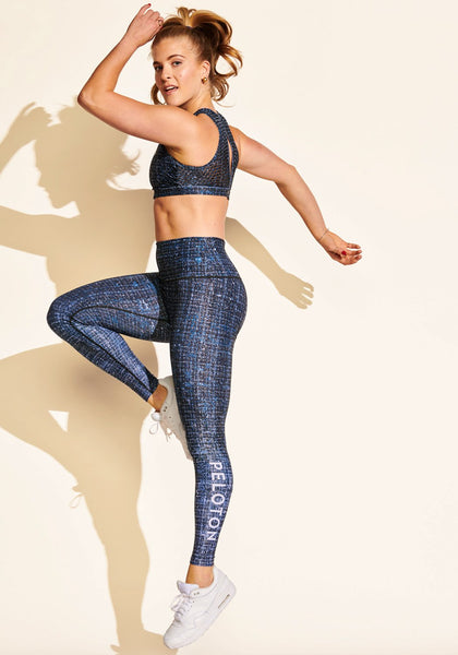 Peloton Stardust Tweed HW Legging