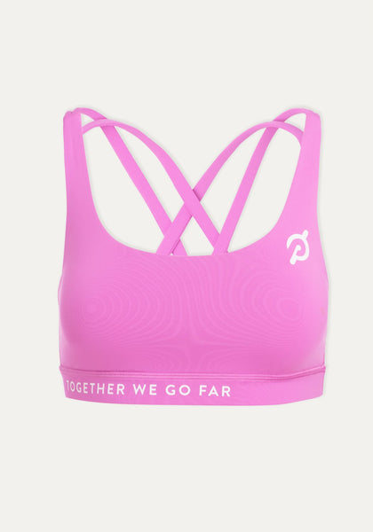 Peloton Together We Go Far Energy Bra