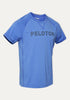 Peloton Short Sleeve Level Tee (Blue)