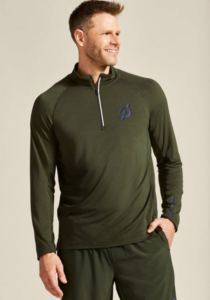 Peloton Level Half Zip