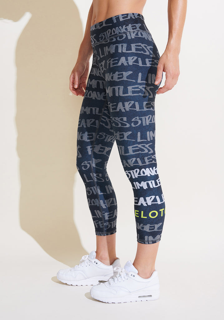Peloton Handwriting Capri