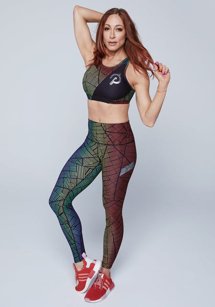 Peloton Wear WITH Pride Legging