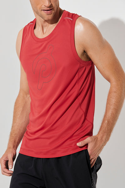 Peloton Conor Tank (Red)