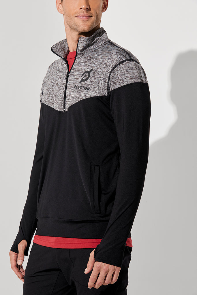Peloton Colorblock Half Zip