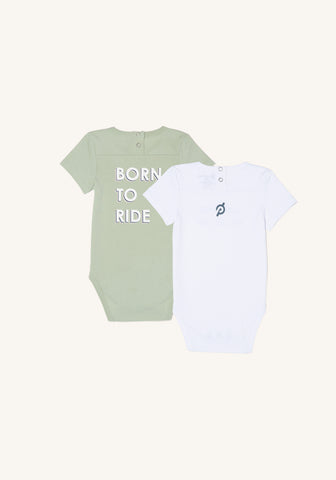 Born To Ride Onesie Set