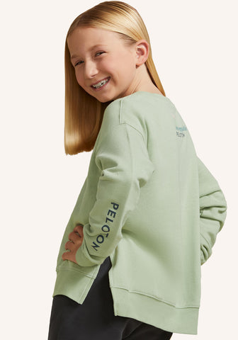 Children's Heart Pullover