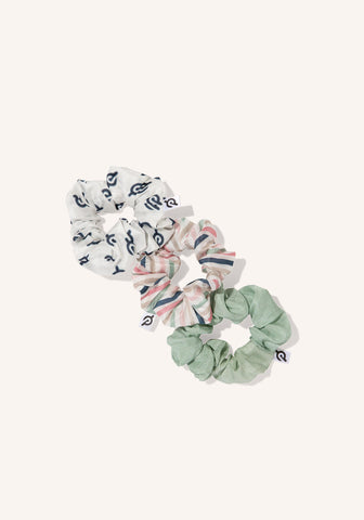 Peloton Scrunchie Set