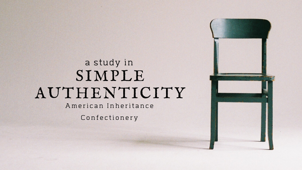 A study in simple authenticity