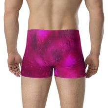 Load image into Gallery viewer, New! Cosmic Print Boxer Briefs For Men
