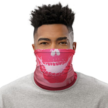 Load image into Gallery viewer, Chain Breaker Neck Gaiter Maroon