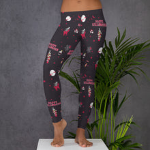 Load image into Gallery viewer, NEW! Nova Jade Halloween Print Leggings For Women