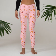 Load image into Gallery viewer, NEW! Nova Jade Fall Print Leggings For Women