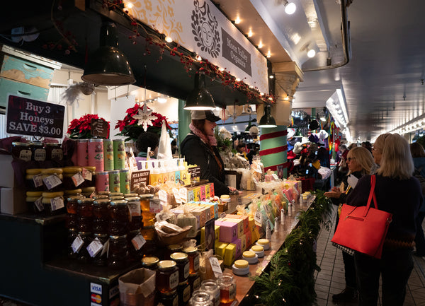 Pike Place Market Booth