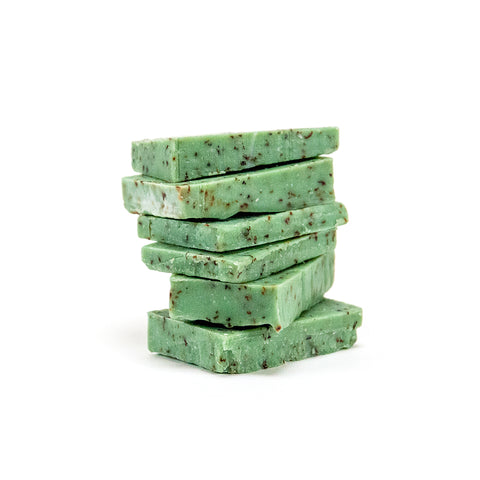 Bulk Fresh Mint Herbal Soap