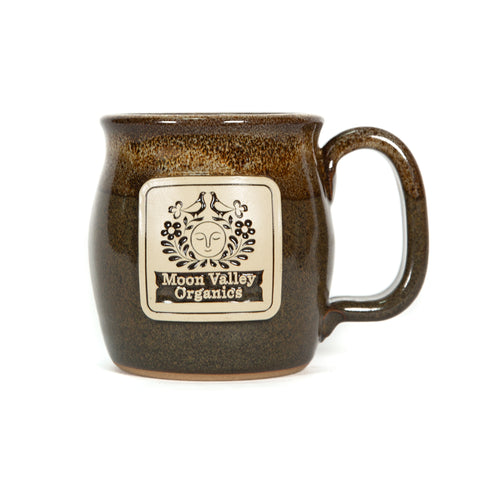 Frothy Brown - Moon Valley Organics Mug
