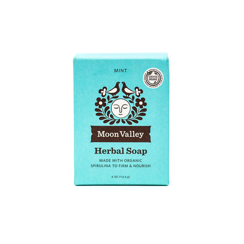Mint Herbal Soap