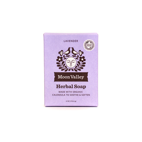 Herbal Soap Lavender - OUT OF STOCK