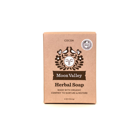Cocoa Herbal Soap