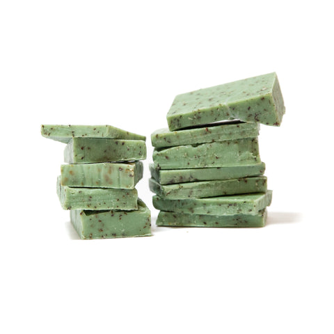 Bulk Double Mint Herbal Soap
