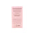 Herbal Shampoo Bar Pink Geranium Packaging Back