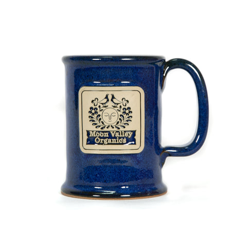 Electric Blue - Moon Valley Organics Mug