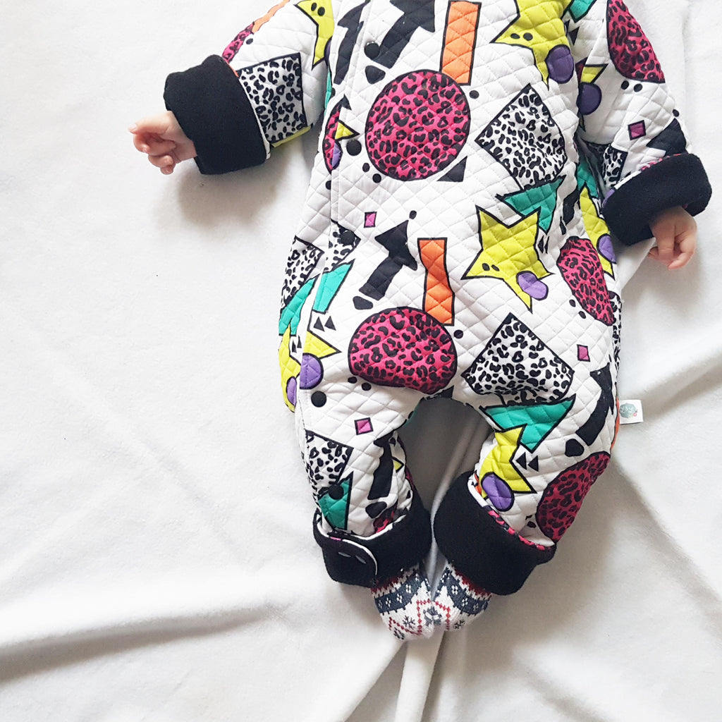 retro baby fashion by Lottie & lysh