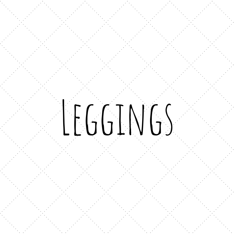 Design Your Own - Leggings