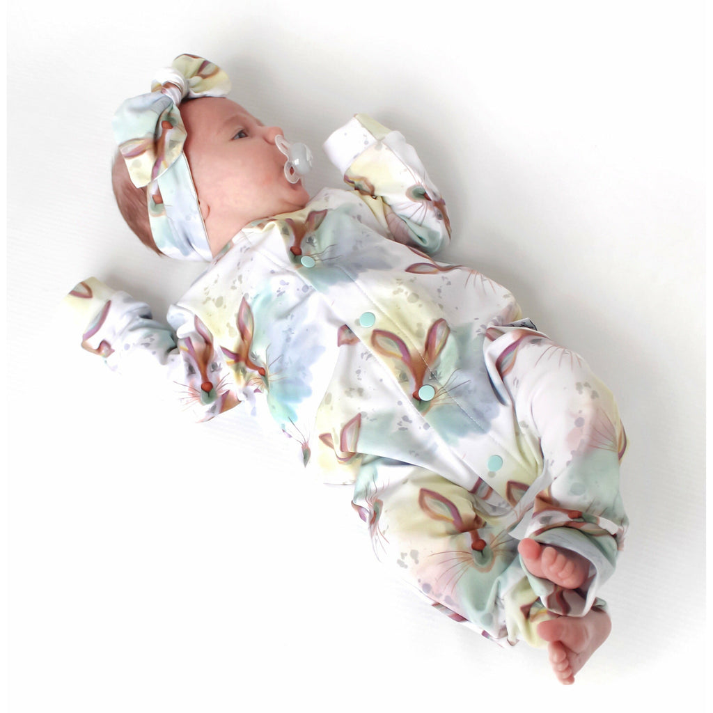 Organic baby clothing handmade in the UK by Lottie & lysh